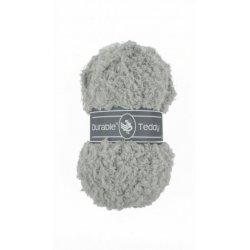 Durable Teddy Silver Grey 2228