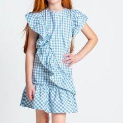 Blouses/Overhemd stof Katoen Geblokt 113272 5030