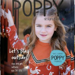 Poppy Magazine nr 15 Najaar Winter 2020