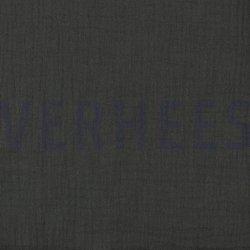 Double Gauze Hydrofiel 03959V Donkergrijs 002