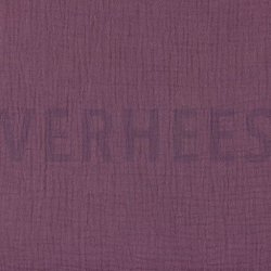 Double Gauze Hydrofiel 03959V Purple 013