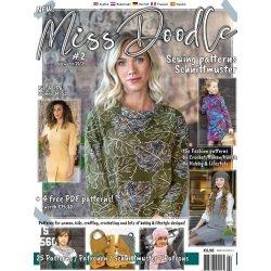 Miss Doodle Magazine herfst winter 2020