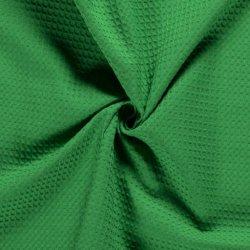 Wafelstof Uni 100% Katoen 02902 Groen 025