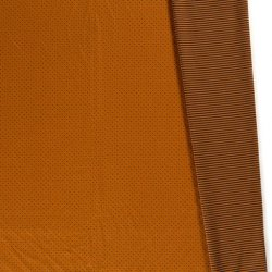Tricot Jersey tweezijdig stip streep 14353 oker 034