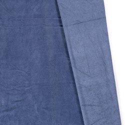 Bamboe Badstof uni Nooteboom 14533 Blauw 006