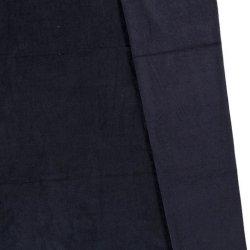 Bamboe Badstof uni Nooteboom 14533 Blauw 008