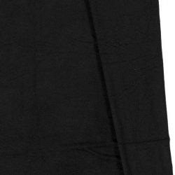 Bamboe Badstof uni Nooteboom 14533 zwart 069