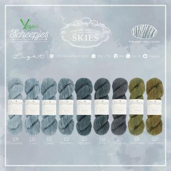 SCHEEPJES SKIES LIGHT ASSORTIMENT 9X28G
