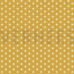 Poplin Kleine Sterretjes 04955 V Oker 026