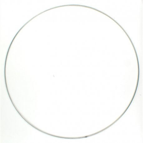 Metalen ring 80cm