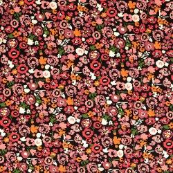 Viscose bloempjes 133319 3007