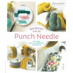 Boek Borduren met de Punchneedle 059.56227