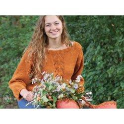 Gratis Geprint Patroon Easy Autumn Sweater van Duable Cosy