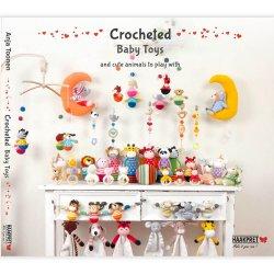 CROCHETED BABY TOYS - ANJA TOONEN 9999-2367