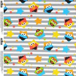 Sesamstraat Tricot Disney 133204 0001