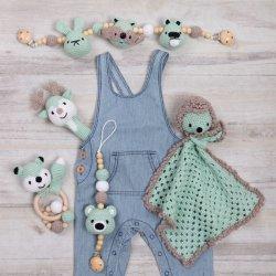 Dendennis Haakpakket Babyspeeltjes 048.10030 Mint