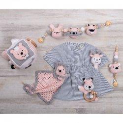 Dendennis Haakpakket Babyspeeltjes 048.10031 Roze