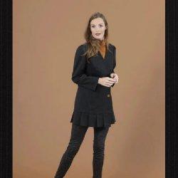 Punti Roma Streep 14124 zwart 069