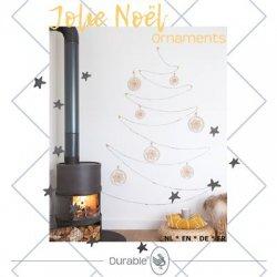 Haakpkt Jolie Noël ornaments