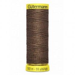 Linnen Garen Gütermann G744573 kleur bruin 1314