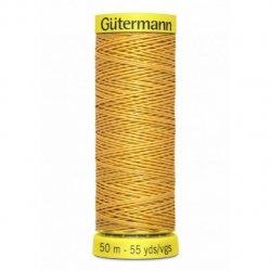 Linnen Garen Gütermann G744573 kleur geel 4013