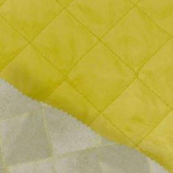 Voering gewatteerd 0168K geel 317