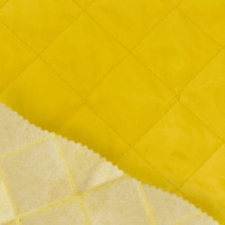 Voering gewatteerd 0168K geel 570