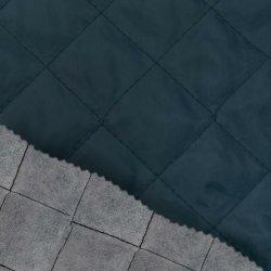 Voering gewatteerd 0168K Blauw 600
