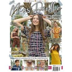 Miss Doodle Magazine 3 voorjaar zomer 2021