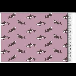 Katoen met Dolfijnen 128094 3004