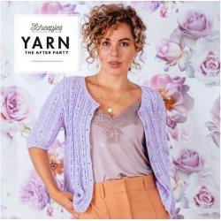 Gratis geprint Patroon Blossom Cardigan Vest
