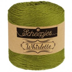 Scheepjes Whirlette 1711 882 TANGY OLIVE