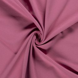 Tricot Uni Katoen/Elastan roze 114
