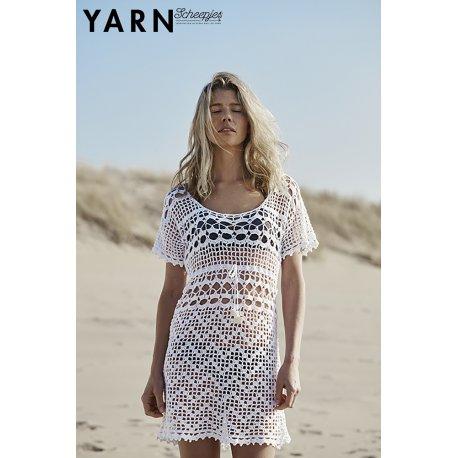 Gratis Patroon Trendy strand tuniek van Cotton 8