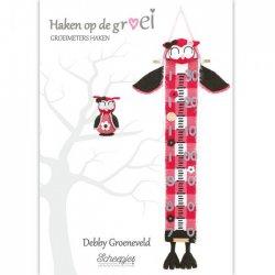 HAKEN OP DE GROEI - DEBBY GROENEVELD 9999-0357