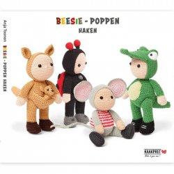 BEESIE-POPPEN HAKEN - ANJA TOONEN 9999-2282