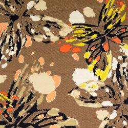 Linnen Viscose Abstract 133598 kleur 0010