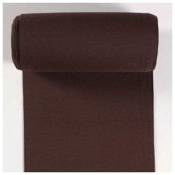 Boord stof geverfd 05500 bruin 055