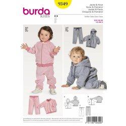 Burda 9349