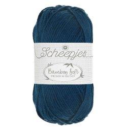 Scheepjes Bamboo Soft 50 gram 1726 - 253 BLUE OPAL