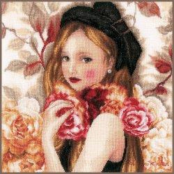 TELPAKKET KIT I HOLD ROSES  PN-0186060