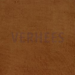Washed Cord uni Katoen 4.5 Wales 05130V Cognac 014