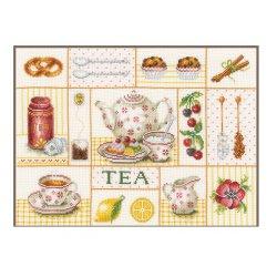 TELPAKKET KIT TEA PARTY PN-0163387