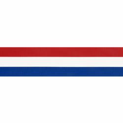 NEDERLANDS VLAGGENBAND 38MM