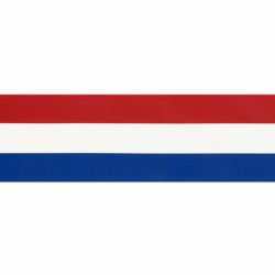 NEDERLANDS VLAGGENBAND 50MM