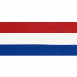 NEDERLANDS VLAGGENBAND 70MM