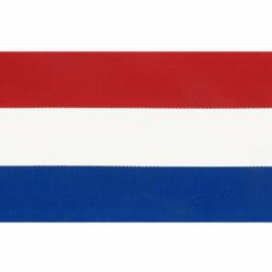 NEDERLANDS VLAGGENBAND 100MM