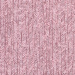 Badstof Stretch Visgraat 13602 roze 013
