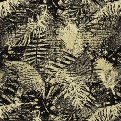 Viscose Crepe planten 16286 groen 026