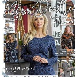 Miss Doodle Magazine 4 herfst winter 2021